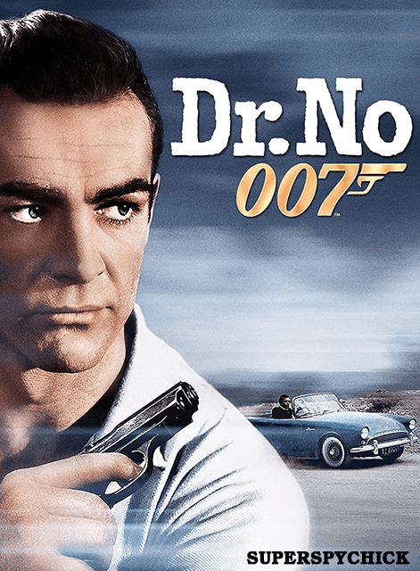 Dr.No พยัคฆ์ร้าย 007