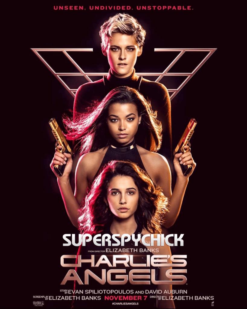 CHARLIES ANGELS 2019