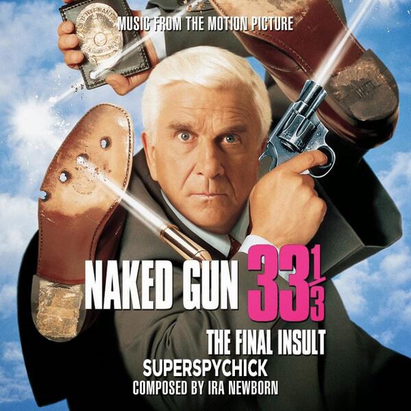Naked Gun 33 ⅓: The Final Insult